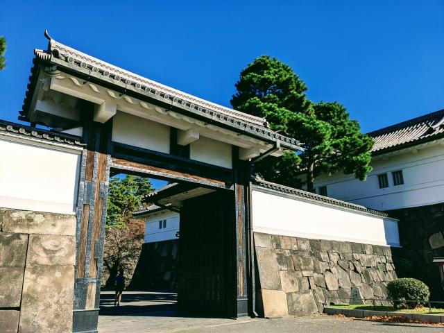 江戸城って・・・。