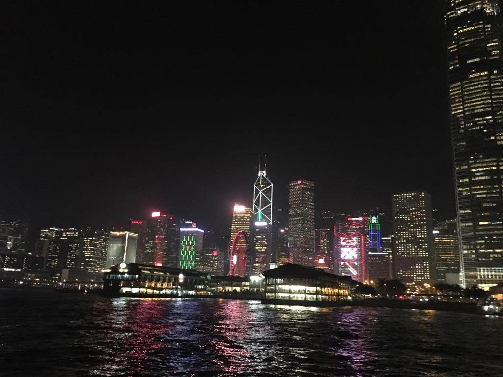 25年ぶりの香港・マカオ