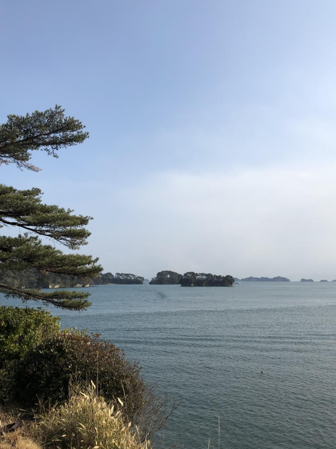 """日本三景 """"松島や~ああ松島や"""""""