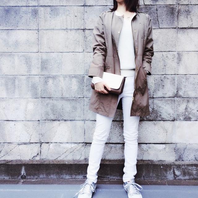 ファッション雑誌にもAR!